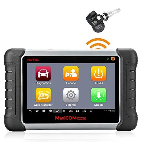 Autel obd2 Diagnosegerät MK808TS Diagnose Androidtablet mit Zurücksetzen Servise(Öl ABS SRS EPB BMS DPF IMMO TPMS) verbinden mit Bluetooth und WiFi