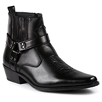 Best studded mens boots Reviews