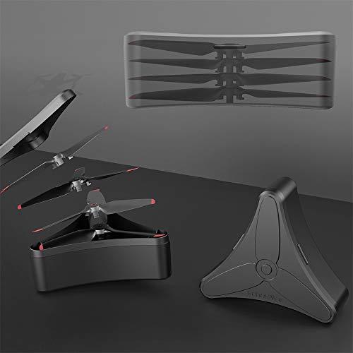 Prodrocam - Protezione per eliche per DJI FPV Drone, custodia professionale in plastica per pale, accessorio di sicurezza del volo.