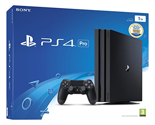 PlayStation 4 PRO A Black + Dimmi chi sei!