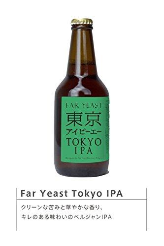クラフトビールKAGUAFaryeast飲み比べセット(ギフトセット6本)