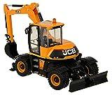 TOMY JCB Hydradig vehículo de Juguete - Vehículos de Juguete (Black,Yellow, Excavator, Metal,Plastic, Indoor/Outdoor, 3 yr(s), Boy)