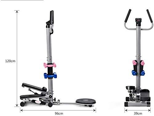 WYBD.Y Gute qualität Schritt Maschine Haushalt abnehmen Maschine multifunktionale abnehmen Klettern Maschine Twist Taille Mini armlehne Pedal Maschine fitnessgeräte