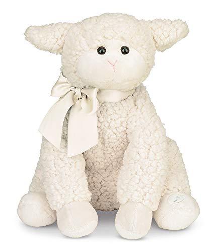 Bearington Baby Lamby Lullaby Animated Musical Plush Stuffed Animal Lamb 13'