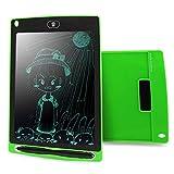 Zeichenbrett Desktop , Chuyi Tragbares 8,5-Zoll-LCD Writing Tablet Zeichnung Graffiti Elektronische Handschrift Pad Nachricht Grafikkarte Entwurf Papier mit Schreibfeder, CE / FCC / RoHS Certificated -