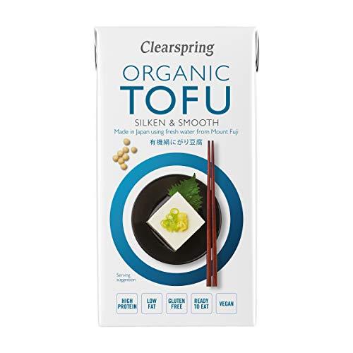 Clearspring Organic Japanese Tofu - Silken & Smooth