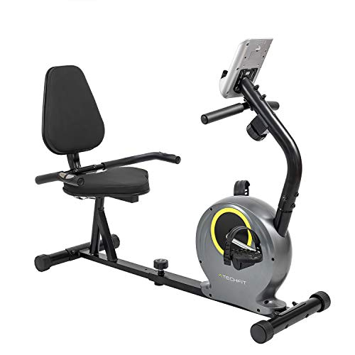 TechFit R300 Cyclette Orizzontale, Ideale per...