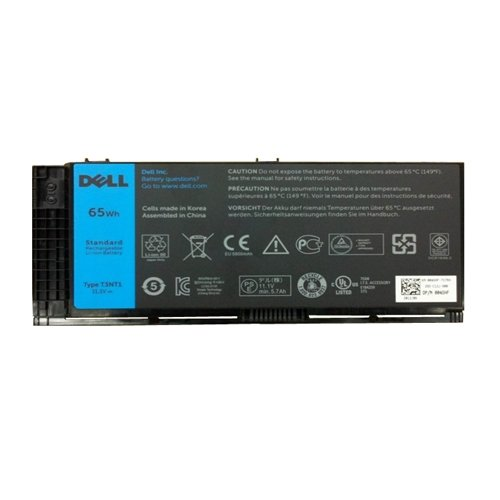 Dell Original 65 WHR 6 Cell Battery for Precision Mobile M4600 M4700 M6600 M6700 WorkStations
