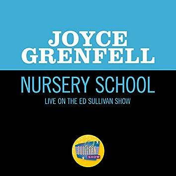 Nursery School (Live On The Ed Sullivan Show, September 30, 1956)