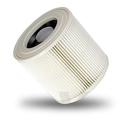 Filterpatrone geeignet TACKlife PVC01B Nass/Trockensauger