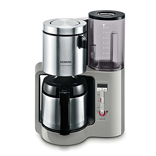 Siemens TC86505 macchina per caffè Libera installazione Macchina da caffè con filtro 1 L