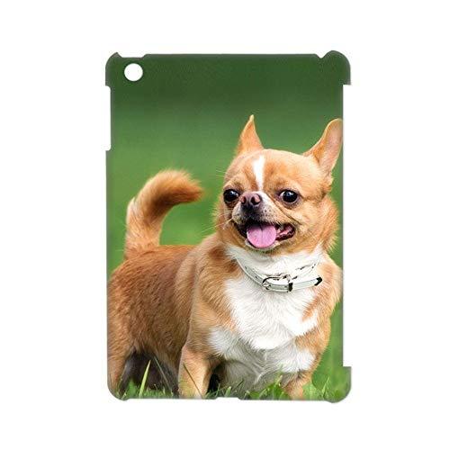Babu Building Caja Fuerte del Teléfono Fascinante para Apple iPad Mini para Mujeres Tener con Chihuahua
