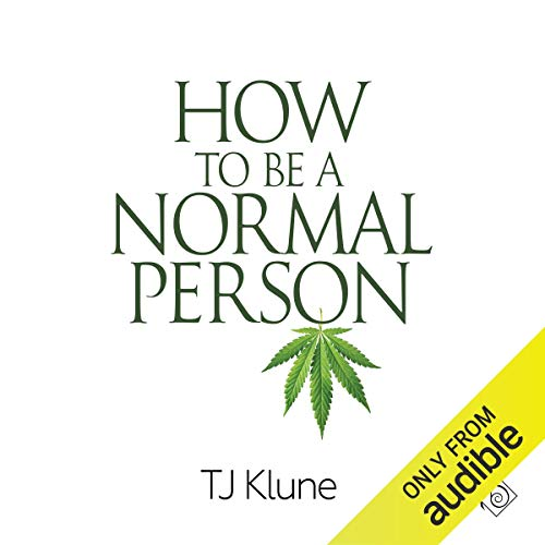 How to Be a Normal Person audiobook cover art