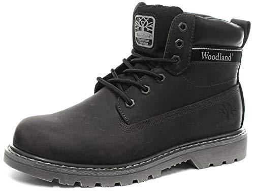 Woodland Herren Utility Stiefel (39,5 EU) (Schwarz)