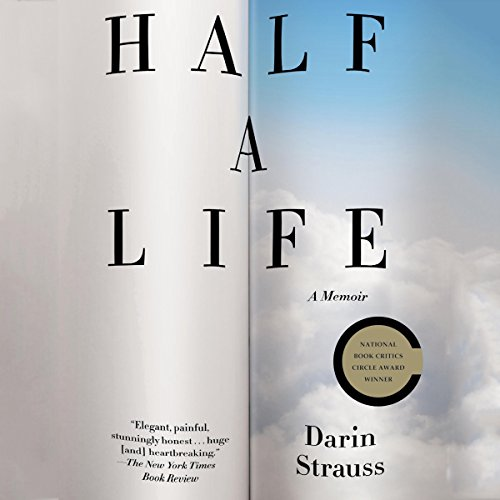 Half a Life audiobook cover art