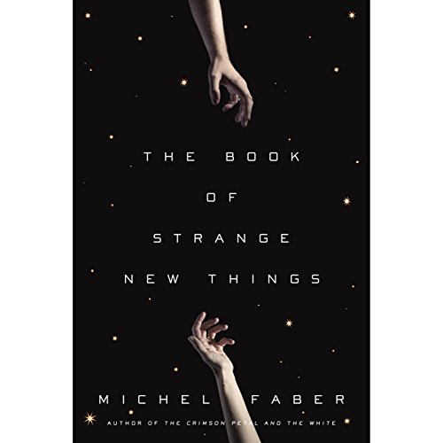 The Book of Strange New Things audiobook cover art