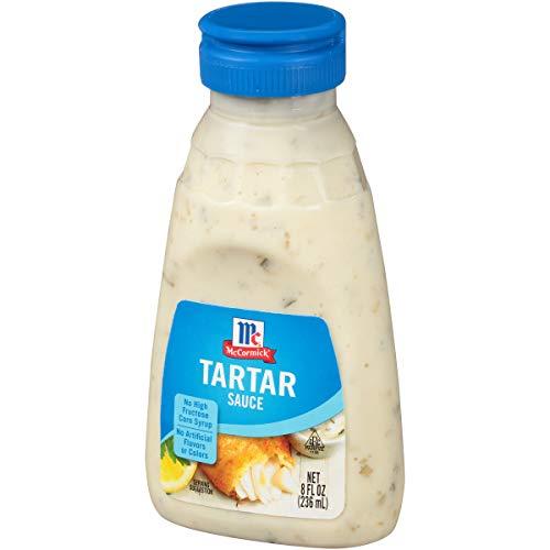 McCormick Golden Dipt Tartar Sauce, 8 fl oz