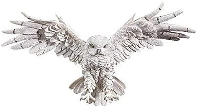 Design Toscano Wall Sculpture Mystical Spirit Owl Plaque