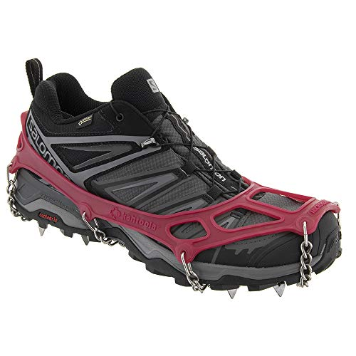 Kahtoola MICROspikes Footwear Traction - Large - Red