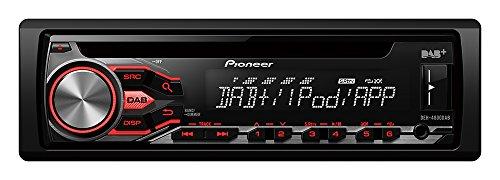 Pioneer DEH-4800 DAB Kanäle