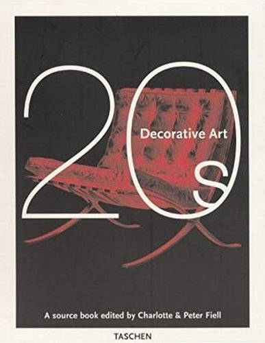 Compare Textbook Prices for Decorative Arts 1920s Varia 1 Edition ISBN 9783822860519 by Fiell, Charlotte,Fiell, Peter