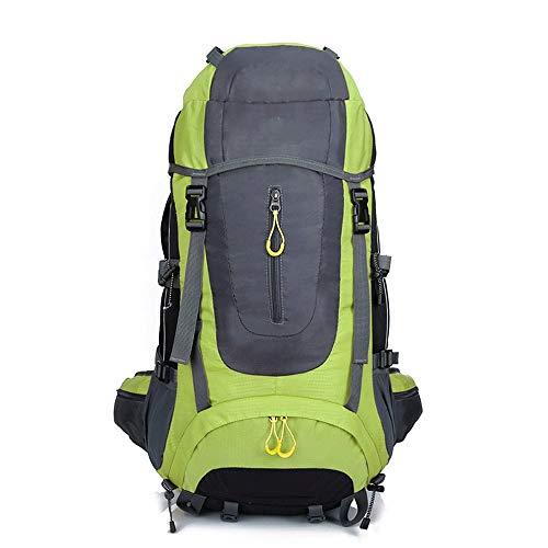 Angle-w diseño elegante, viajes sencillos, Deportes al aire libre mochila mochila impermeable de gran capacidad del bolso del alpinismo bolsa de senderismo exterior transpirable, resistente al agua, r