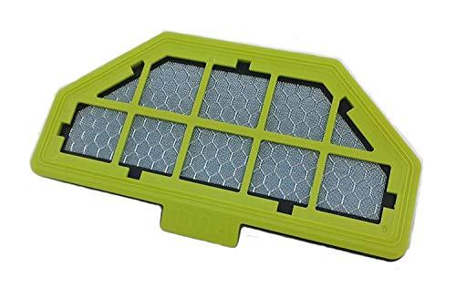 Moneual 8809141316665 Filtro hepa multicapa para robot aspirador, 0 W, 0 Decibelios, verde