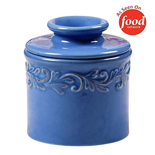 The original Bell Butter Crock, French Ceramic Butter Dish