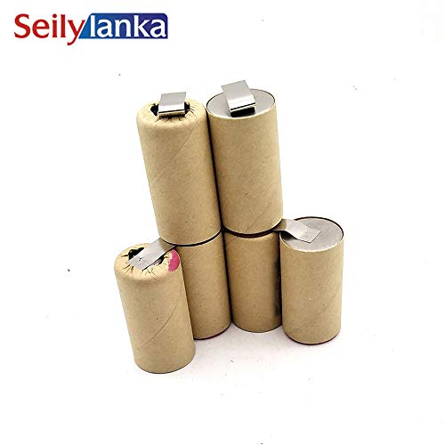 Seilylanka 3000mAh per Black Decker 7,2 V Ni MH Batteria pacchetto CD aspirapolvere Dustbuster CV7205 CV7205-H1 224464900 per l'auto-installazione