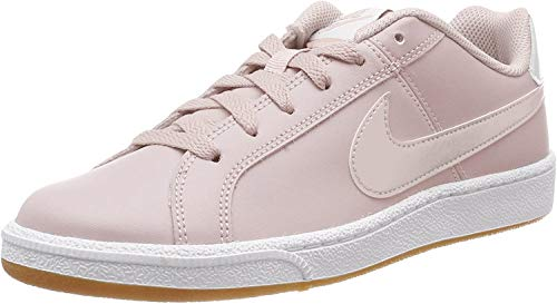 Nike Wmns Court Royale, Zapatillas de Tenis Mujer, Multicolor (Washed Coral/Washed Coral/White 000), 40 EU