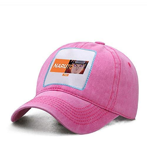 Anime Naruto Luffy gorra de béisbol Hip Hop papá sólido sombrero de camionero gorras de sombrilla Snapback Womnan hombre sombrero para el sol
