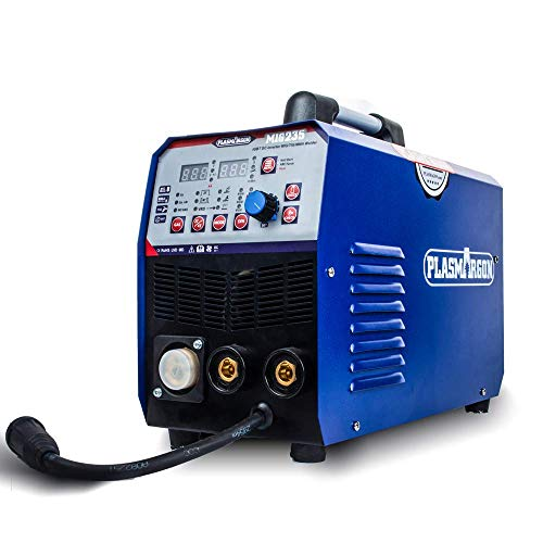 SUSEMSE MIG235 MIG/WIG/ARC Schweißgerät mit 200 Ampere, 3 in 1 Schweißgerät MMA Inverter IGBT Digitalanzeigemaschine