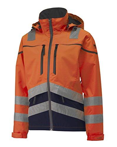 Helly Hansen Workwear Damen Warnschutz Parka W Tonsberg 71120 Regenjacke 265 XXL, 34-071120-265-XXL