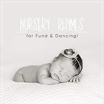 #15 Simple Nursery Rhymes For Fun and Dancing!