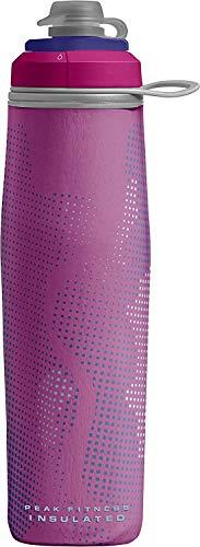 CamelBak Peak Fitness Chill Insulated Water Bottle 25 oz, Pink/Blue