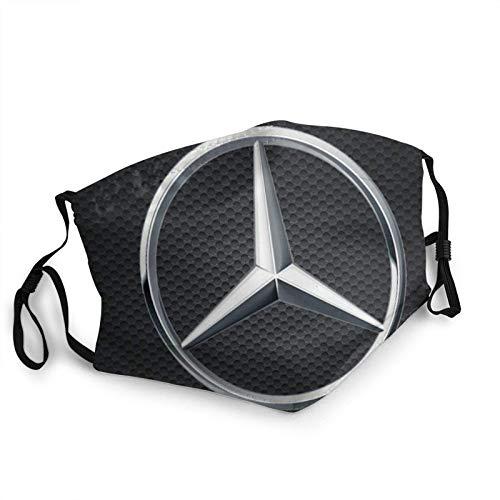 MissFortune Gesicht s Waschbares Tuch Männer Benz Logo Mundschutz für Frauen blueReusable Waschbares Tuch...