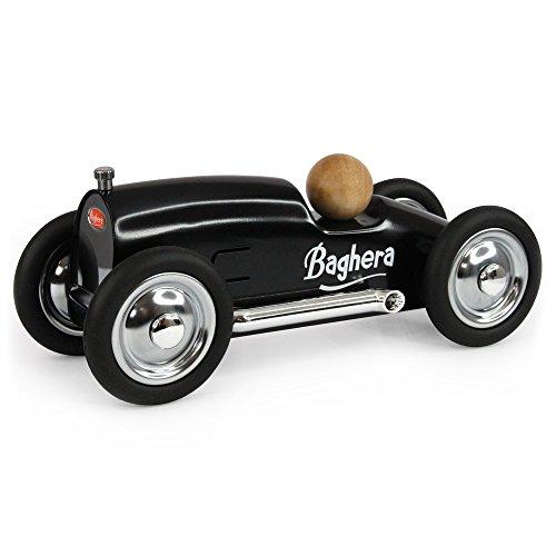 Baghera - 410 - Véhicule Miniature - Modèle Simple - Roadster - Noir