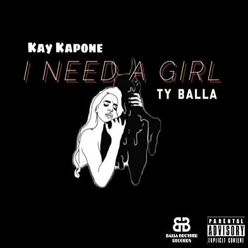 Ty Balla & Kay Kapone
