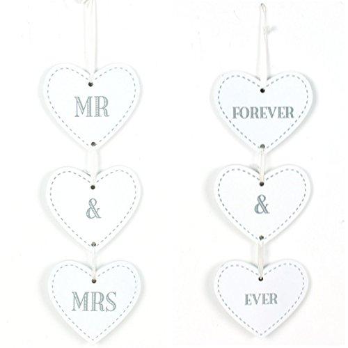 Chaise Longue Boutique Mr & Mrs Forever et Ever Mariage et fiançailles Sign