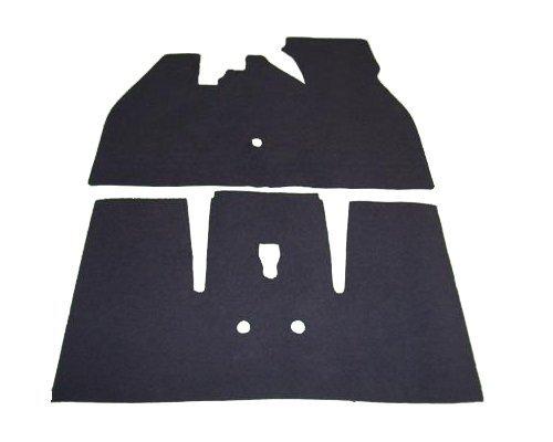 Autix Nr. 236 Komplett Teppich / Fußmatten