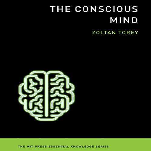 The Conscious Mind audiobook cover art