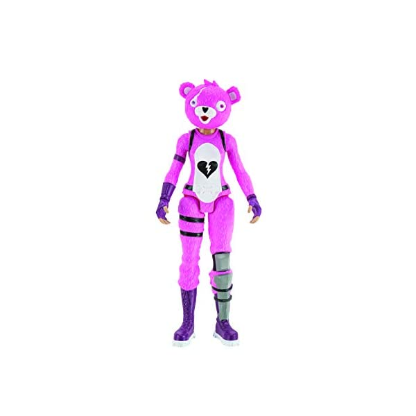 Toy Partner- Figura Cuddle Team Leader 30 CM, Multicolor (FNT0081) 1