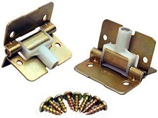 Johnson Hardware 1703PPK2 Shock Absorbing Folding Door Panel Hinge