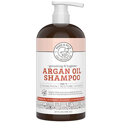 Dog Argan Shampoo-Conditioner - 20oz Clinical Vet...