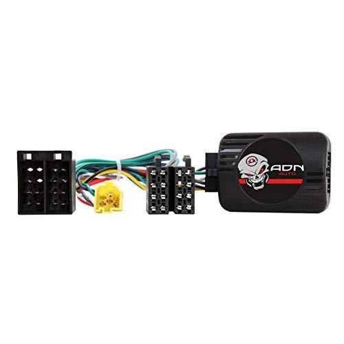 Interface Commande au volant RN5Pioneer compatible avec Renault Ecran deporte