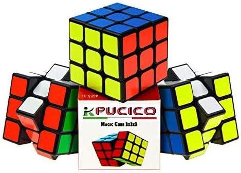 273 opinioni per Pucico Cubo 3x3 Originale Magico Professionale Speedcube di Ultima Generazione