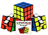 Pucico Cubo 3x3 Originale Magico Professionale Speedcube di Ultima Generazione Puzzle Romp...