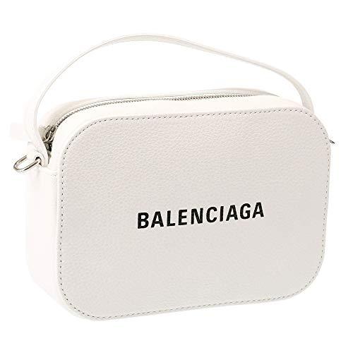 [バレンシアガ] ショルダーバッグ ポシェット BALENCIAGA EVERYDAY CAMERA BAG XS 608653 DLQ4N 9060 ホワ...