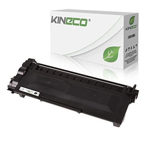 Kineco Toner kompatibel für Brother TN-2320 TN-2310 für Brother HL-L2340DW, HL-L2360DN, HL-L2300D, MFC-L2700DW, DCPL2520DWG1, DCP-L2500D, TN2320 TN2310 - Schwarz XXL Füllmenge 5.200 Seiten
