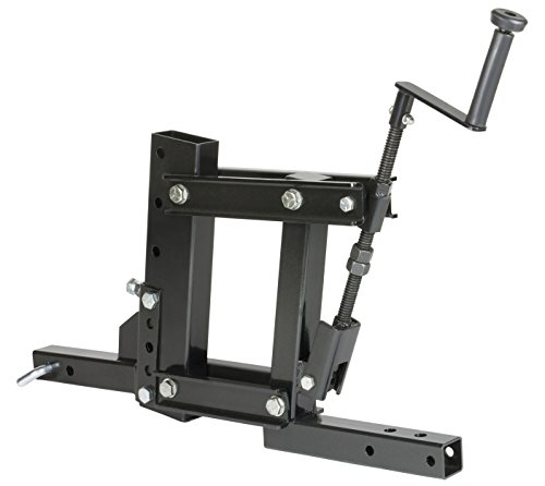 MotoAlliance Impact Implements Pro 1-Point Lift System for ATV/UTV with 2 inch Receivers